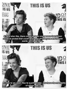 They're so funny together