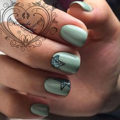 Best Nail Designs for 2018 - 65 Trending Nail Designs - Best Nail Art #naildesigns
