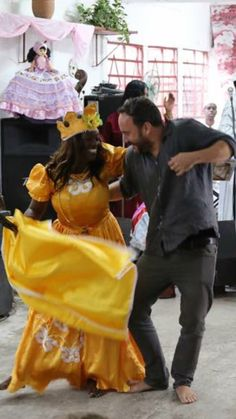 Barefoot Dancin Dave in Cuba 2016