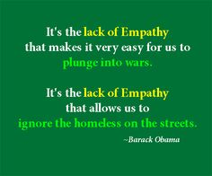 Image result for empathetic action quote