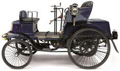 BENZ 6-HP IDEAL 1899