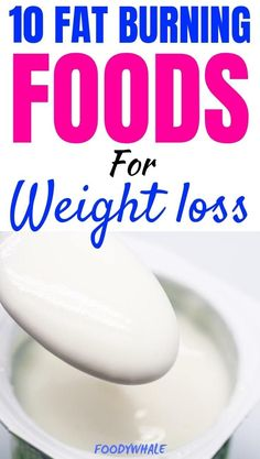 10 Fat burning foods for weightloss. Discover the foods that will change your body into a fat burning machine! The tips are simple and easy and good for all women over 40 and Stomach fat burning foods for women tips for your metabolism Weight Loss Meals, Quick Weight Loss Tips, Weight Loss Shakes, Losing Weight Tips, Healthy Weight Loss, How To Lose Weight Fast, Weight Gain, Reduce Weight, Body Weight