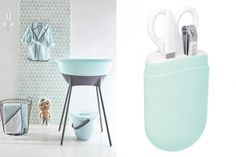 The most gorgeous baby bath essentials - mint perfection! The most gorgeous baby bath essentials - m Nursing Chair, Unique Baby, Happy Kids, Bath Time, Baby Gear, Baby Gifts, Car Seats, Most Beautiful, Sink