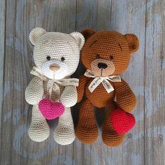 Teddy Häkeln Kostenlose Anleitung Für Anfänger Häkeln Stricken