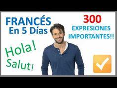 Aprender francés en 5 días - Conversación para principiantes - YouTube