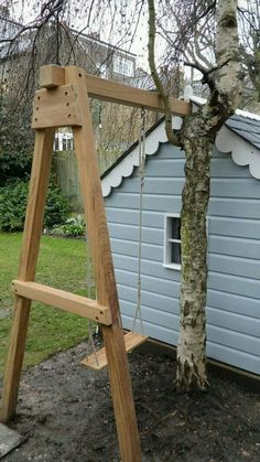 Attach to shed?