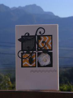 Kaartjie kreatief / Cards creative: Fusion challenge #11