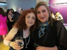 Katerina Musetti and Sheri Weiss. Fashion Jewelry: The Collection of Barbara Berger, Museum of Arts and Design - NYC.
