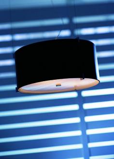 #Cpl suspension lamp, a refined sense of black! Design by Christian Ploderer for #Prandina www.prandina.it