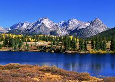 Durango, CO - San Juan Skyway (Mesa Verde National Park, Lizard Head Pass, Telluride, Ridgeway, Ouray, Silverton)