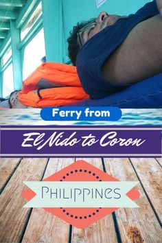 ferry from el nido to coron