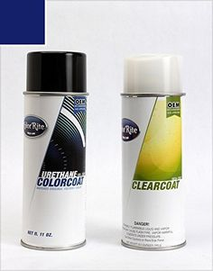 ColorRite Aerosol Nissan Sentra Automotive Touchup Paint  Dark Blue Metallic Clearcoat B23  ColorClearcoat Package >>> Details can be found by clicking on the affiliate link Amazon.com.