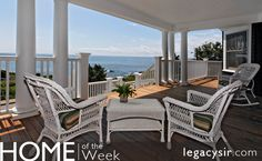 Boldly perched high above the Atlantic, this magnificent home boasts commanding ocean & sunset views. Inviting the most discerning buyer with its impeccable finish & attention to details, this 5 BR, 4.5 BA home is truly spectacular. A must see!!!