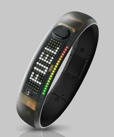 Black Ice Nike+ FuelBand by Nike+ #zulily #zulilyfinds
