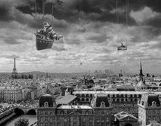 Thomas Barbey non-photoshopped imagery via Lost at E Minor