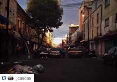 #Repost @_cascas with @repostapp.  Lugar. #sunset #DF #Centro...