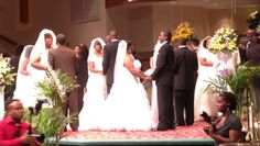 14 couples marry in mass wedding at Shiloh Missionary Baptist Church | News  - Home