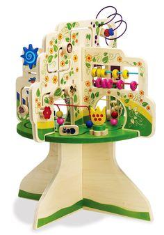Centrum zabaw, zabawka motoryczna, Przygody na szczycie drzewa Manhattan Toy | ZABAWKI \ Zabawki drewniane ZABAWKI \ Zabawki edukacyjne \ Kostki edukacyjne ZABAWKI \ Zabawki edukacyjne \ Zabawki motoryczne ZABAWKI \ Zabawki sensoryczne \ Mała motoryka NA PREZENT \ Prezent na chrzciny Manhattan Toy | Hoplik.pl wyjątkowe zabawki