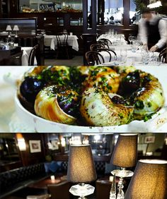 Galvin Bistrot de Luxe, Baker Street, W1. Old school classic French bistro. For a date or special occasion I'd say!