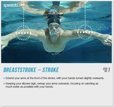 Get Speedo Fit Breaststroke stroke tips - Speedo.com