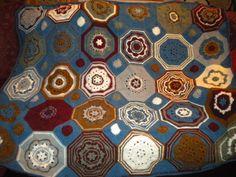 Moorish Cascade 220, Moorish, Crochet Yarn, Crocheting, Palette, Shapes, Colour, Pattern, House
