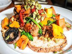 Love vegetarian food? Visit Fresh Cafe in Tasmania, Australia
