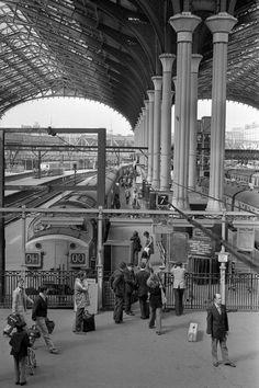 Tony Bock on the Railway || http://spitalfieldslife.com/2013/03/10/tony-bock-on-the-railway/