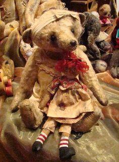 teddy with doll