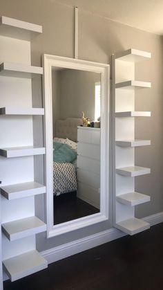 Cute Bedroom Decor, Room Design Bedroom, Bedroom Decor For Teen Girls, Stylish Bedroom, Room Ideas Bedroom, Home Room Design, Small Room Bedroom, Dream Teen Bedrooms, Pinterest Room Decor