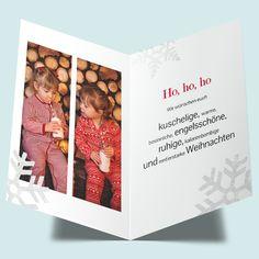Rentierstarke Weihnachten - individuelle Weihnachtskarten drucken lassen