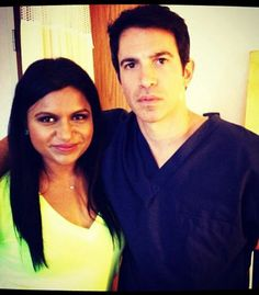 The Mindy Project. Even the re-runs of this show make me laugh.