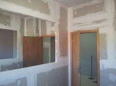 Gesso cartonado - Drywall a sua obra sai rápida e limpa. Ambiente criado com paredes de gesso acartonado.