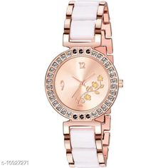 Checkout this latest Watches Product Name: *MMD Luxury Mesh Magnet Buckle Starry sky Quartz Watches For girls Fashion Mysterious Silver&Rose gold Lady Designer Fashion Wrist Analog Pack of 2 Women Watch* Strap Material: Metal Display Type: Analogue Size: Free Size Multipack: 1 Country of Origin: India Easy Returns Available In Case Of Any Issue   Catalog Rating: ★4 (280)  Catalog Name: Attractive Women Watches CatalogID_2020712 C72-SC1087 Code: 603-10927271-288