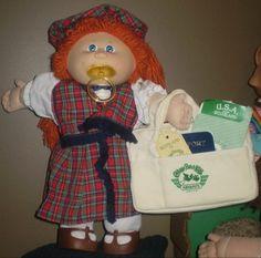 International Kid - Scotland - mid 80s doll