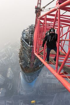 deletingmyself:  Shanghai Tower | Vadim Makhorov  Not now, nor before and certainly not ever. No way. Won't happen.