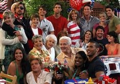 days of our lives    Days Of Our Lives - Bo & Hope's 4th of July Party
