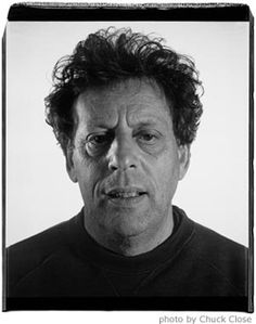 Composer Philip Glass - Through his operas, his symphonies, his compositions for his own ensemble, and his wide-ranging collaborations with artists ranging from Twyla Tharp to Allen Ginsberg, Woody Allen to David Bowie, Philip Glass has had an extraordinary and unprecedented impact upon the musical and intellectual life of his times.