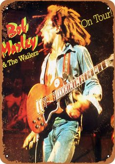 A beautiful concert poster advertising a show by Bob Marley and the Wailers at the Sporthalle in Koln (Cologne), Germany, June The poster measures 23 Dancehall Reggae, Reggae Music, Tour Posters, Band Posters, Music Posters, Miles Davis, Stevie Wonder, Jimi Hendrix, Rock Roll