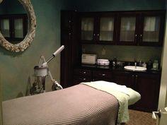 Gentil Our Estheticians Room In Spa...for Facials, Waxing U0026 Body Treatments.
