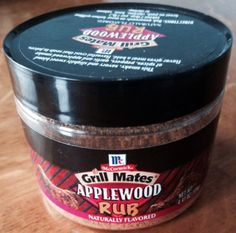 McCormick Grill Mates Applewood Rub Review