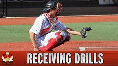 Catching 101 - Baseball Catcher Receiving Drills