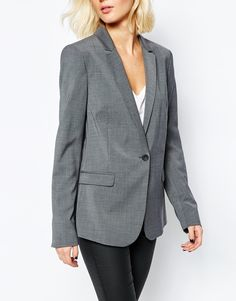 Image 3 of Selected Foxy Lux Blazer