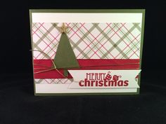 Stampin' Up! Merry Moments, Christmas Bliss