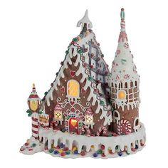 Gingerbread Train, Gingerbread Christmas Decor, Cool Gingerbread Houses, Gingerbread House Designs, Gingerbread Village, Gingerbread Decorations, Merry Christmas, Candy Decorations, Indoor Christmas Decorations