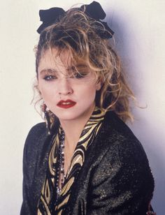 Madonna was ok then but SUCKS now! NOT A MADONNA FAN!