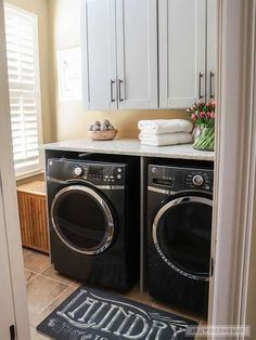 Laundry room makeover | The Best Home Makeover Success Stories of 2019