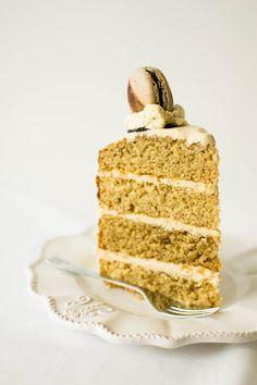 Cappuccino Layer Cake