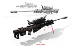 SPZ_SniperRifle   by Laughing Mechanicus