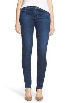 AG 'The Prima' Cigarette Leg Skinny Jeans (Crater) available at #Nordstrom