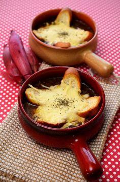 Supa frantuzeasca de ceapa Cheeseburger Chowder, Fondue, Nom Nom, Ethnic Recipes, Soups, Soup